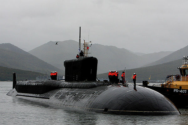 Боевые возможности стратегических подлодок РФ  увеличились  начетверть— Генштаб