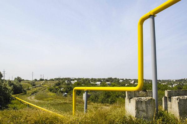 Путин: Газ вКрым пойдет через два-три дня