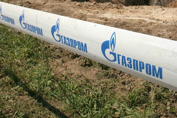 «Газпром» увеличил транзит газа через Украинское государство
