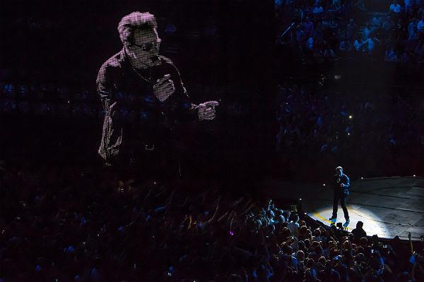 Спустя 26 лет британский музыкант принял решение обвинить группу U2 вплагиате