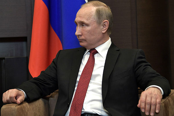 Путин поручил доложить омерах поокончанию возведения СУ-155
