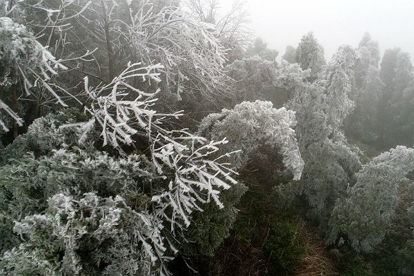 Рекордные морозы -50 градусов пришли в КНР