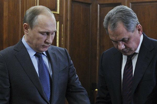 Всевозможные угрожающие Российской Федерации силы должны быть уничтожены— Путин