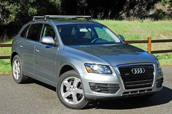 Российский дилер Audi отзывает почти 2 тыс. автомобилей из-за риска возгорания