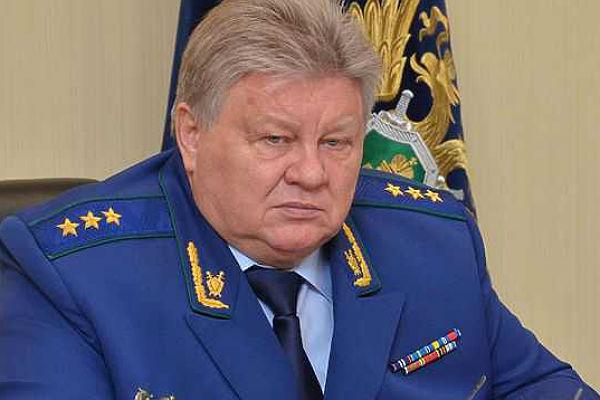 Совет Федерации освободил Сергея Воробьева отдолжности заместителя генерального прокурора РФ