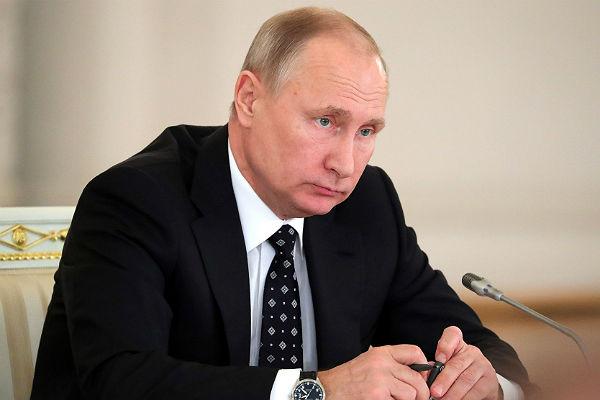 Путин дал ФСБ указание небрать пленных вслучае угрозы