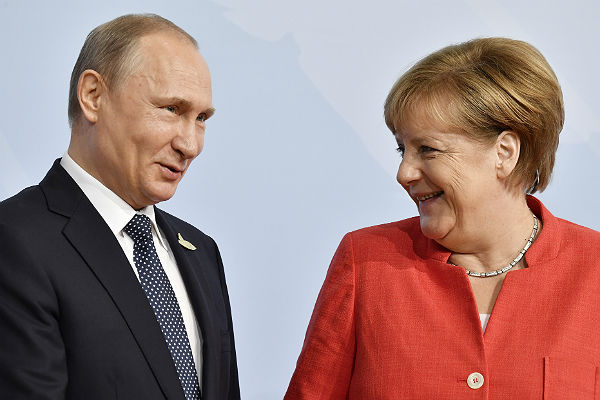 Саммит G20 вГамбурге начал работу