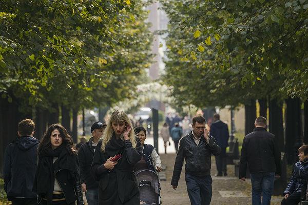 ВПетербурге сохранится облачная погода без осадков
