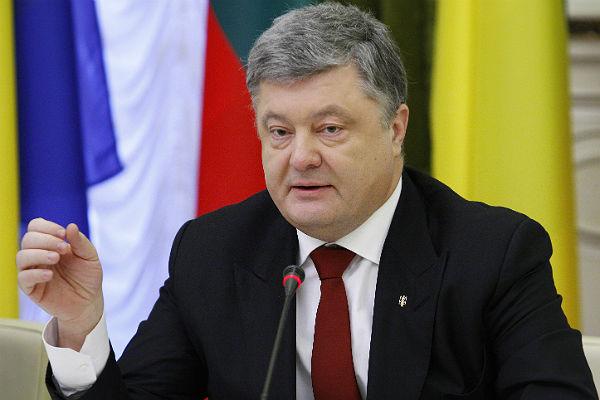 СБУ может завести уголовное дело против Петра Порошенко