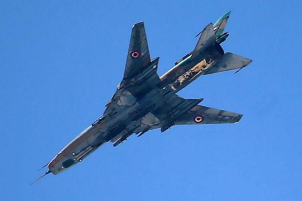 Израиль поведал ореакции Российской Федерации насбитый сирийский Су-22