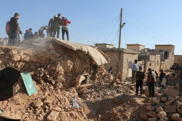 ВМинобороны РФ сказали о34 случаях нарушения перемирия вСирии