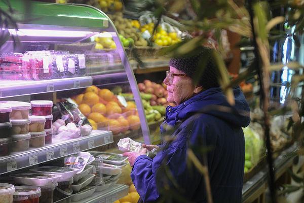 В Российской Федерации наладили постоянный импорт сирийских овощей ифруктов