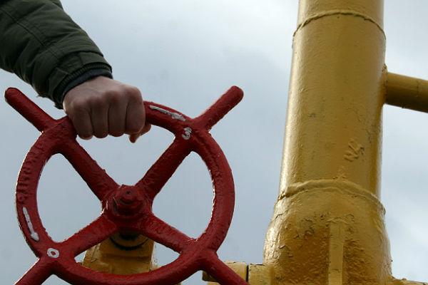 предоплата за газ