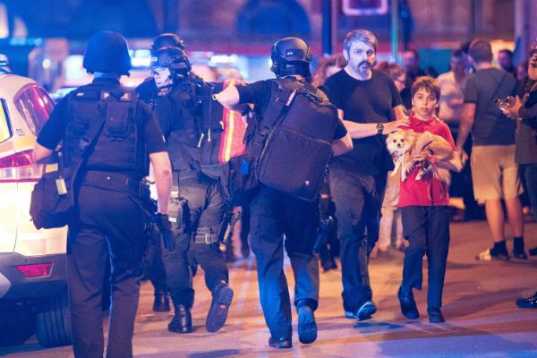 Число жертв при взрыве вМанчестере возросло до22