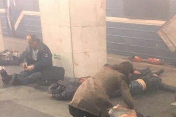 НАК сказал об11 погибших вПетербурге