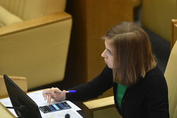 Единороссы непришли на совещание комиссии Госдумы, которую возглавляет Поклонская