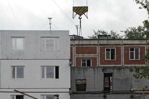 Володин предложил обговаривать программу реновации науровне московской городской думы