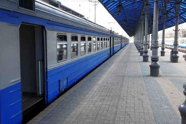 На Киевском направлении меняется расписание электричек.