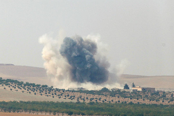 Европейская комиссия некомментирует военную операцию Турции вСирии