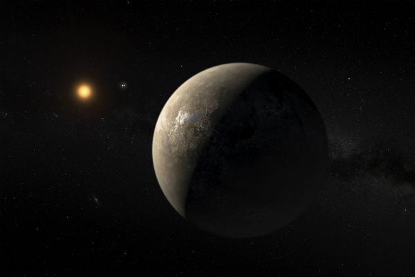 Ученые: Красные карлики мешают своим планетам сохранять кислород