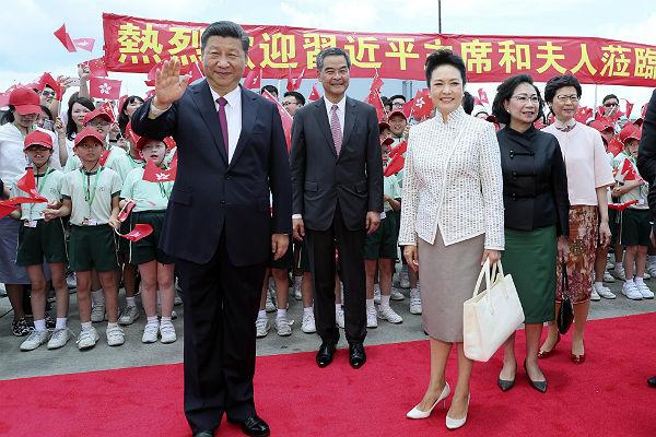 СиЦзиньпин не даст возможность использовать Гонконг для саботажа