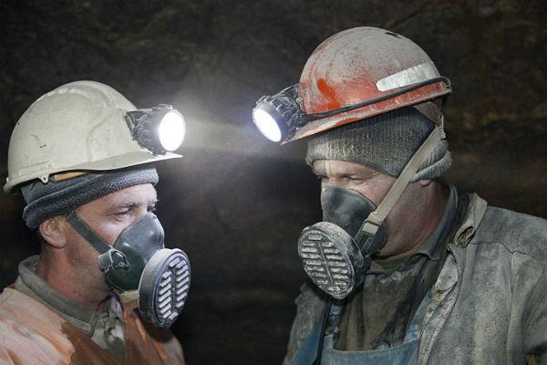 Которые работали полтора года без заработной платы шахтеры Ростовской области объявили голодовку