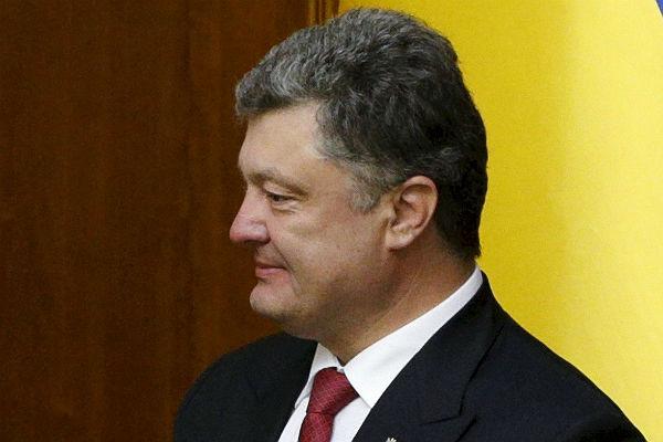 Порошенко сказал вармию партию минометов отечественного производства