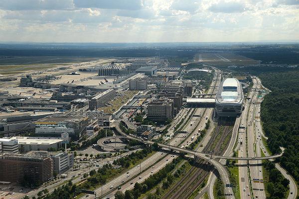 Минувший встерильную зону человек стал предпосылкой переполоха ваэропорту Франкфурта