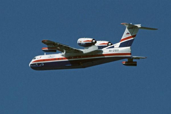 Самолёты Бе-200 продолжат поиски пропавшего вЯпонском море судна «Восток»
