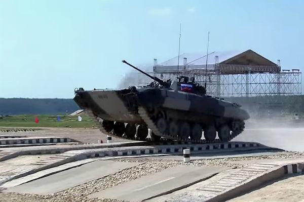 Русские военные прибыли в КНР наАрМИ