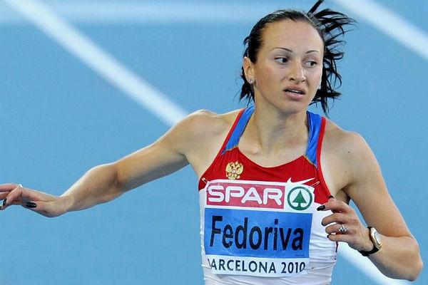 Легкоатлетка Федорива возвратила олимпийскую медаль