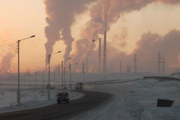 Путин поручил создать план поулучшению экологии вКрасноярске