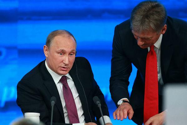 Песков: решение по«пакету Яровой» примет Путин