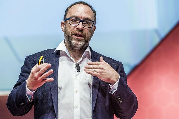 Основатель Wikipedia прочитает лекцию в столицеРФ