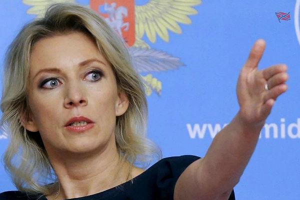 Захарова прокомментировала объявление Госдепа оподготовке химатаки вСирии