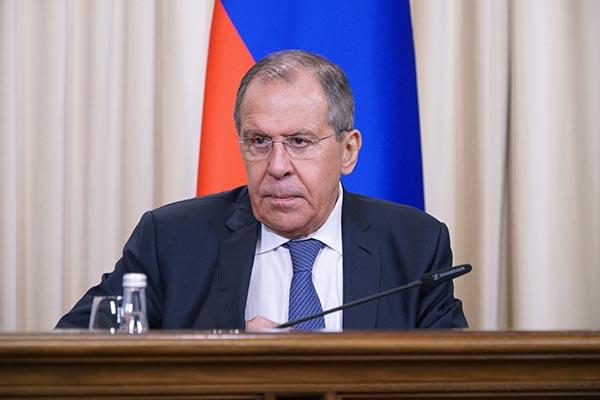 Лавров: Москва рассчитывает, чтоЕС закончит идти наповоду устран-русофобов