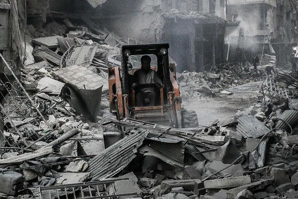 Всирийской провинции Хасаке после удара международной коалиции погибли девять человек