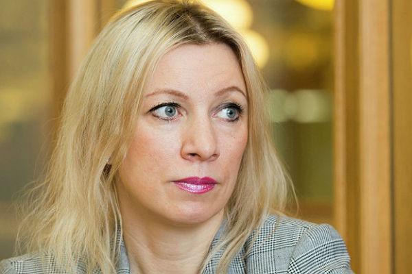 Захарова проиллюстрировала мнение обамериканских СМИ ссылкой наматериал орусском мате