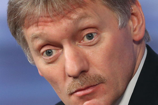 Песков: вКремле был предполагаемый командир «ЧВК Вагнера»