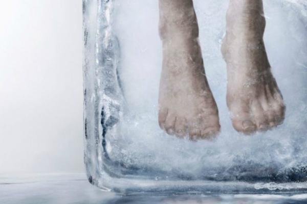 В «Поднебесной» впервый раз произвели криогенную заморозку человека