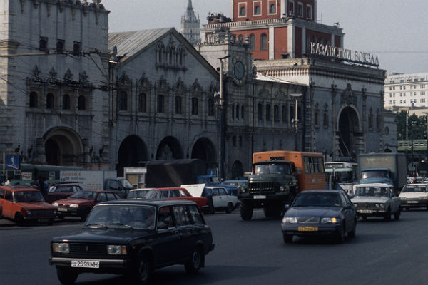 В российской столице перед судом предстанет глава Казанского вокзала