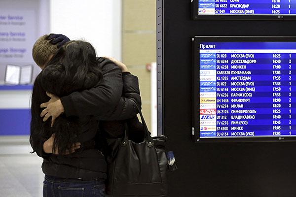 Египетские власти сказали, что в итоге крушения русского самолета никто невыжил