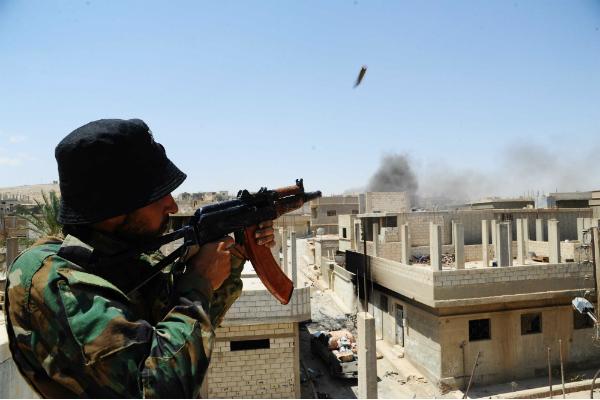 ВГенштабе назвали численность ИГИЛ и«Джебхат-ан-Нусры» вСирии