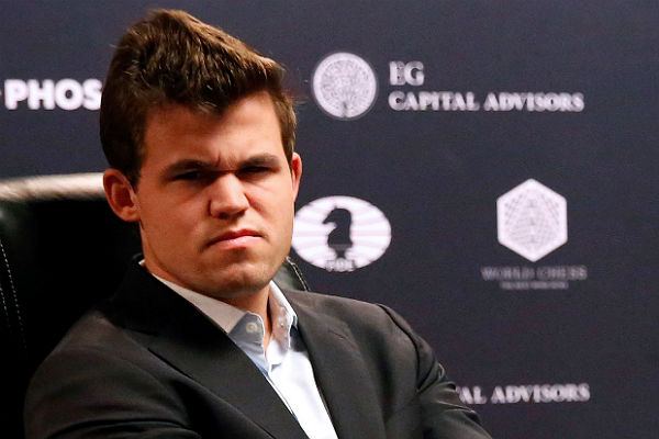 Шахматист Карлсен обжалует штраф зауход спресс-конференции