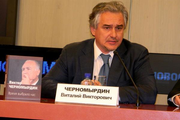 Суд признал сына Виктора Черномырдина банкротом