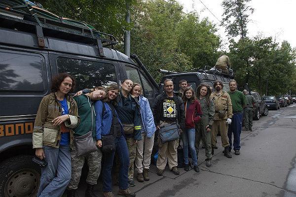 НаКубани пожарных добровольцев Greenpeace обозвали «пиндосами» и безжалостно избили