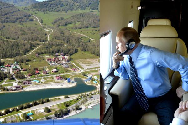 Путин поручил создать стратегию развития санаторно-курортного комплекса страны