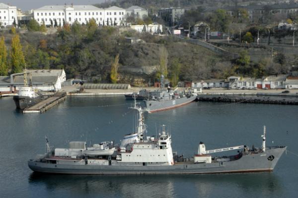 Турция спасла всех моряков скорабля Черноморского флота «Лиман»