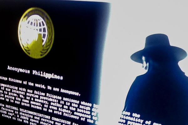 Группа хакеров Anonymous объявила кибервойну правительству Турции