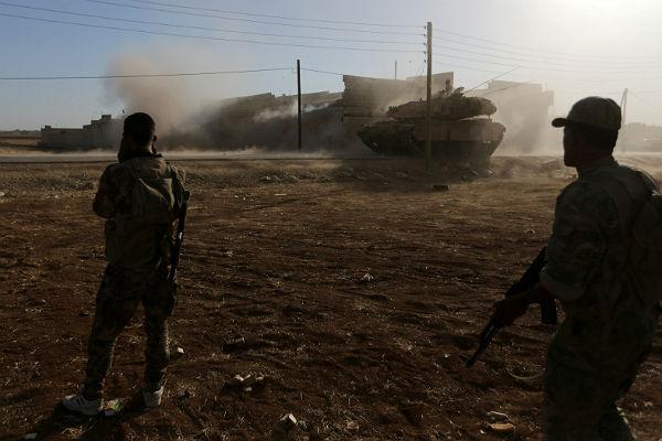 Курдское ополчение подтвердило начало операции под Мосулом